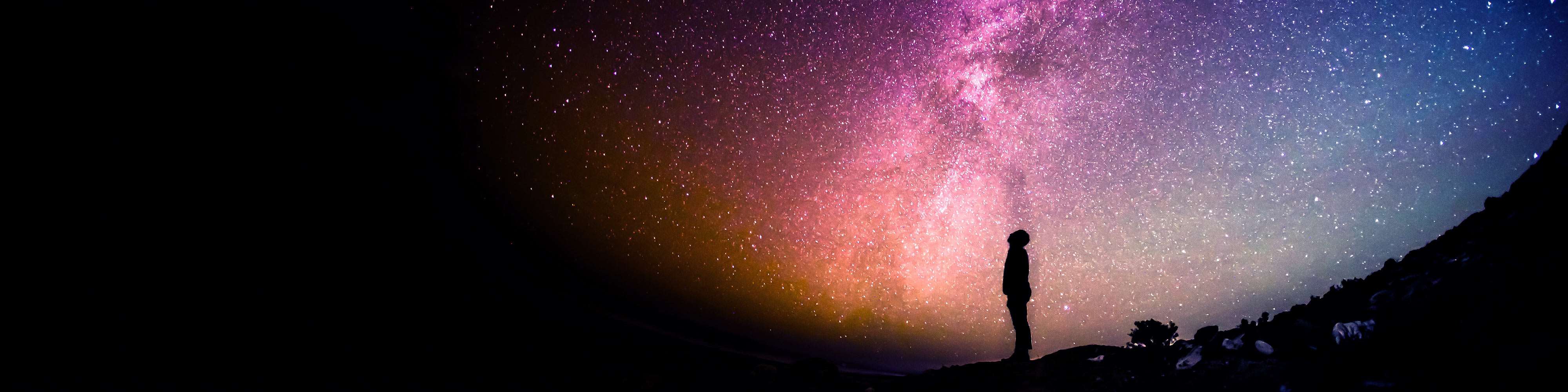Starry starry night: looking up at the Milky Way - Curious