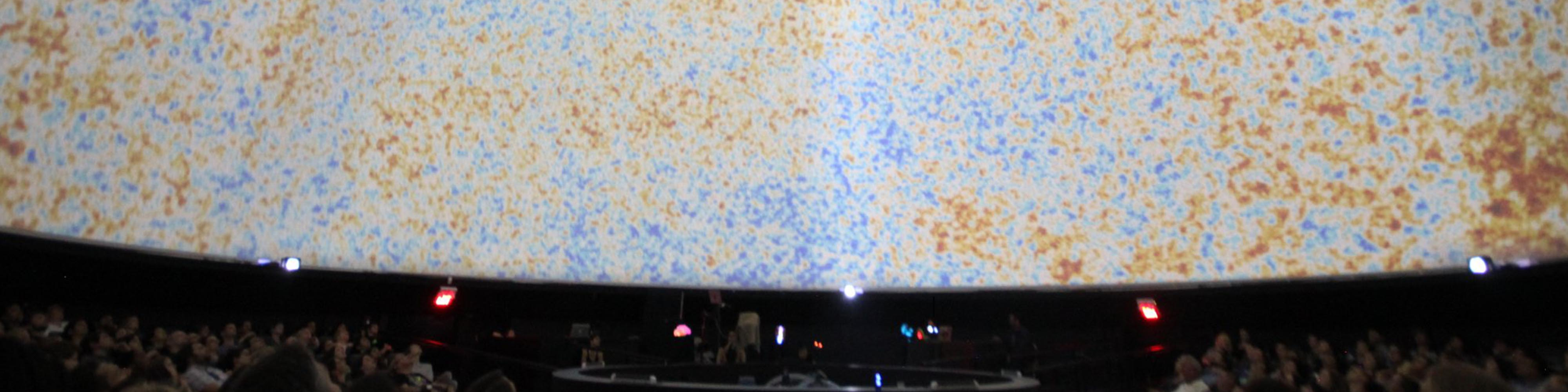 Cosmic Microwave Background Curious