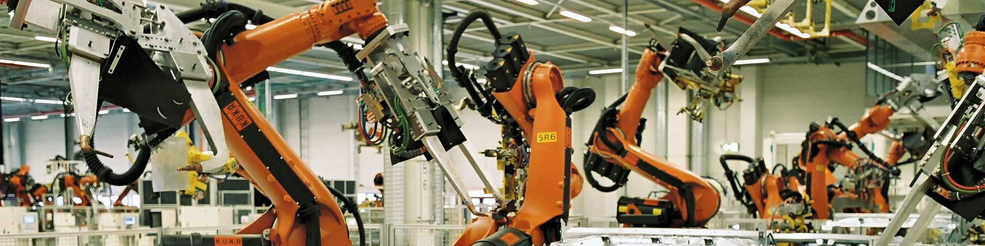 The robots among us: automated labour - Curious