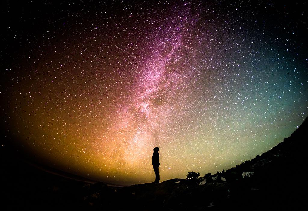 Milky Way over Tenerife   WordlessTech