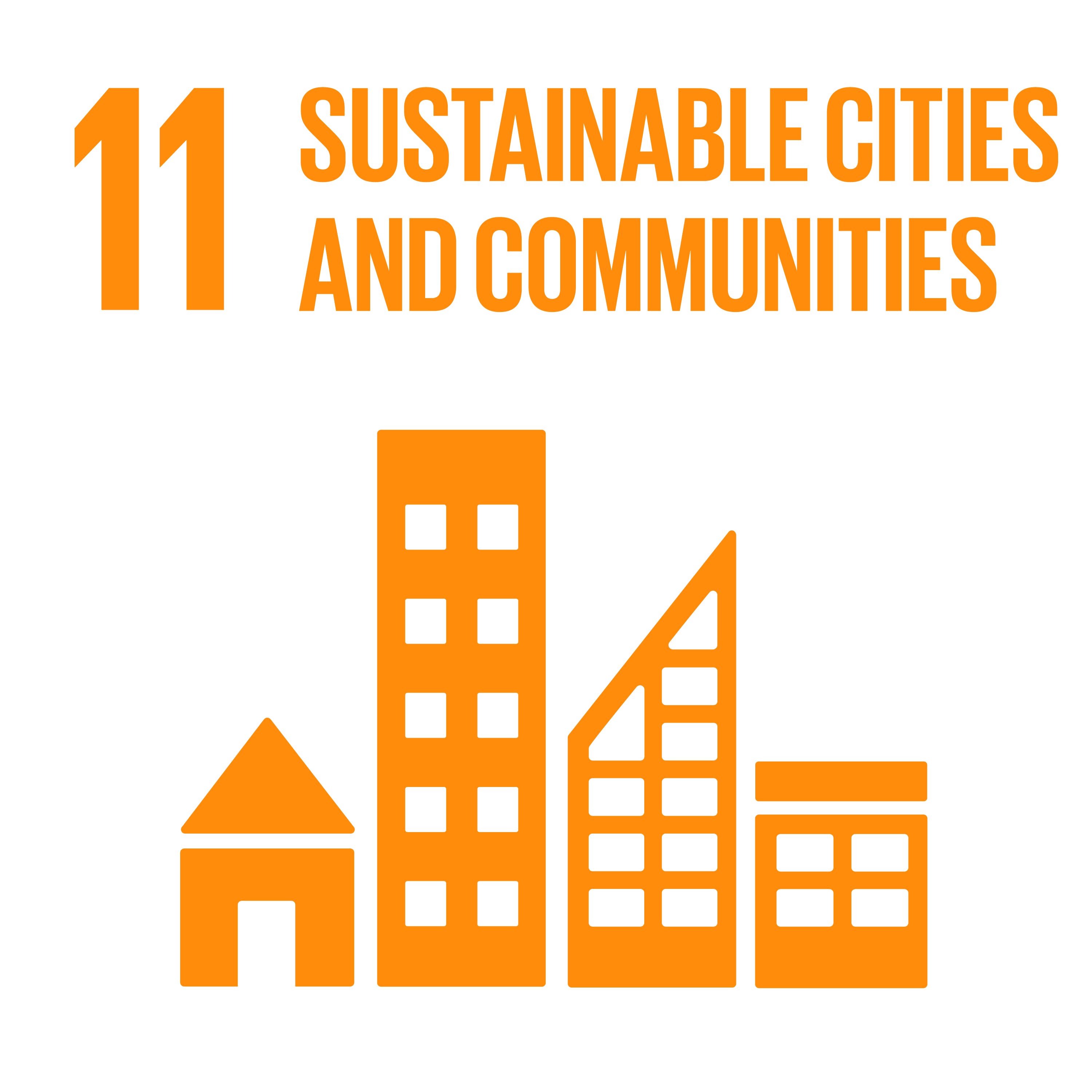 Sustainable development goals: Sustainable cities and communities