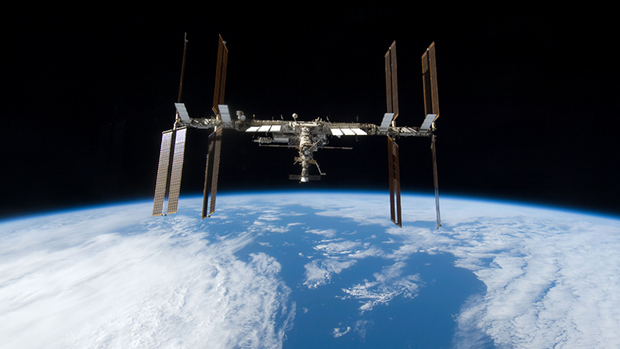 The accumulation of space junk could pose problems for all spacecraft, including the International Space Station.