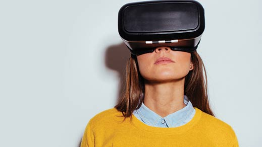 Virtual reality is revolutionising not only the gaming world but how we interact and respond to technology.