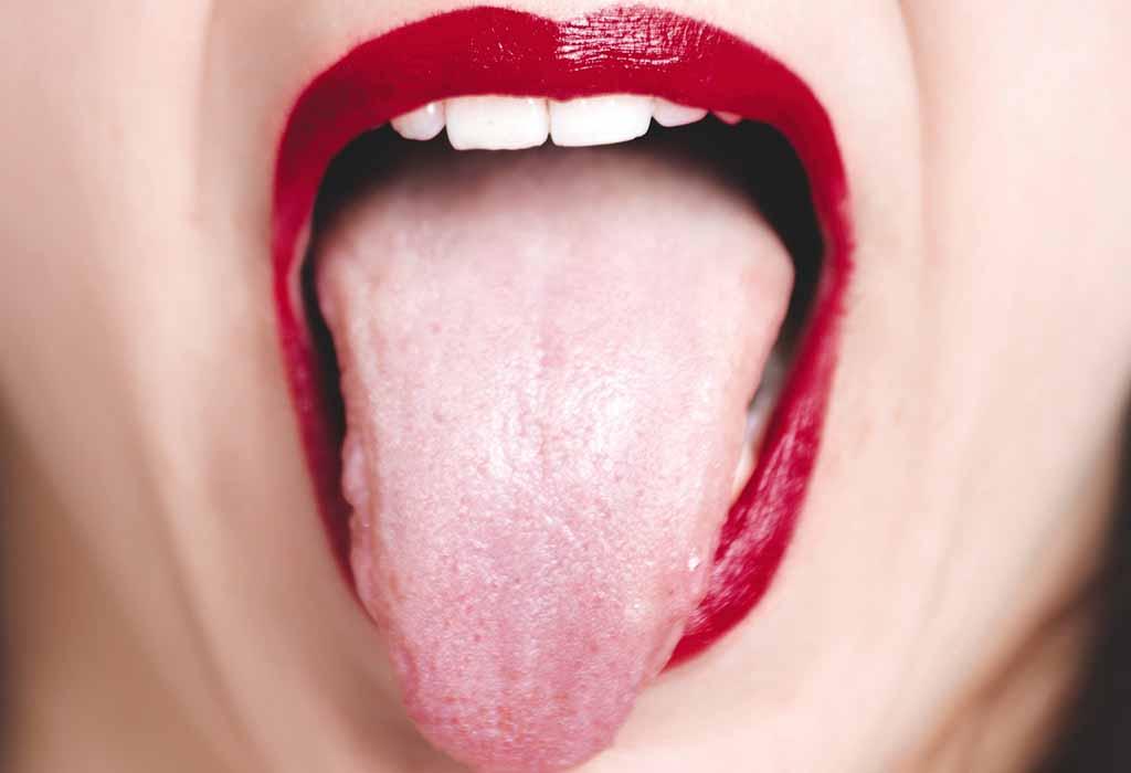 taste buds on tongue