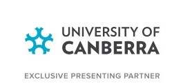 the University of Canberra logo