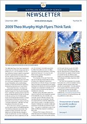 Australian Academy of Science Newsletter 78 | Australian Academy