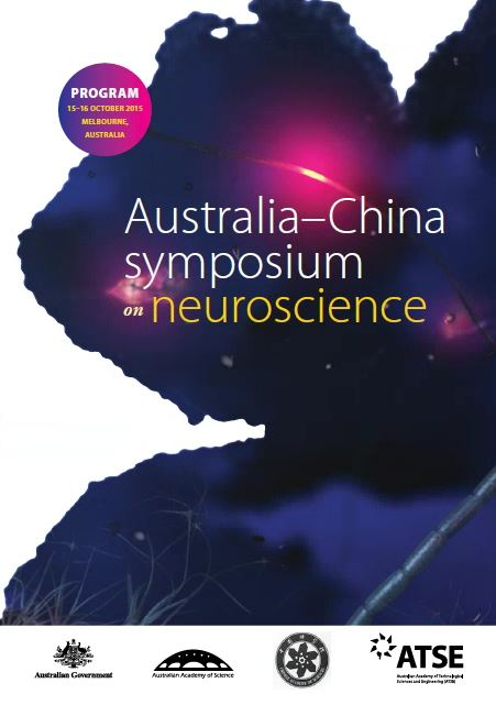 Australia-China symposium on neuroscience