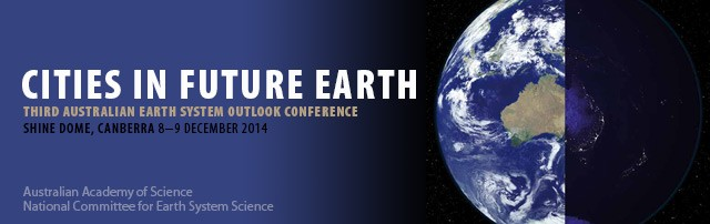 Third Australian Earth System Outlook Conference ...