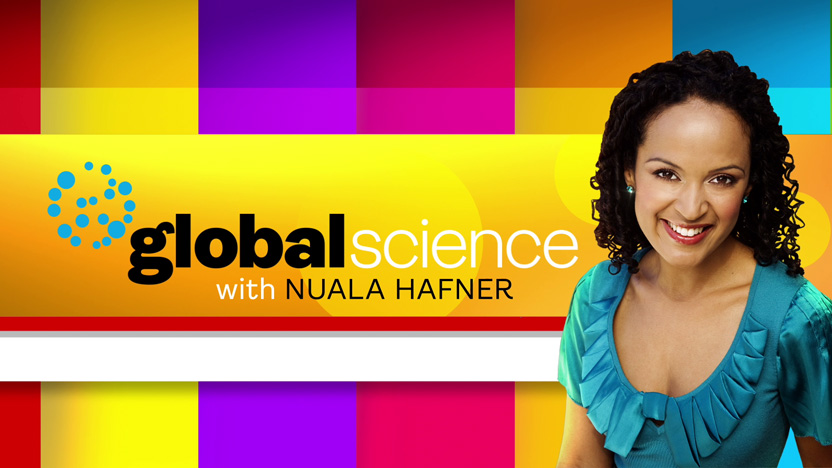 The logo of Global Science