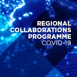 Regional Collaborations Programme COVID-19