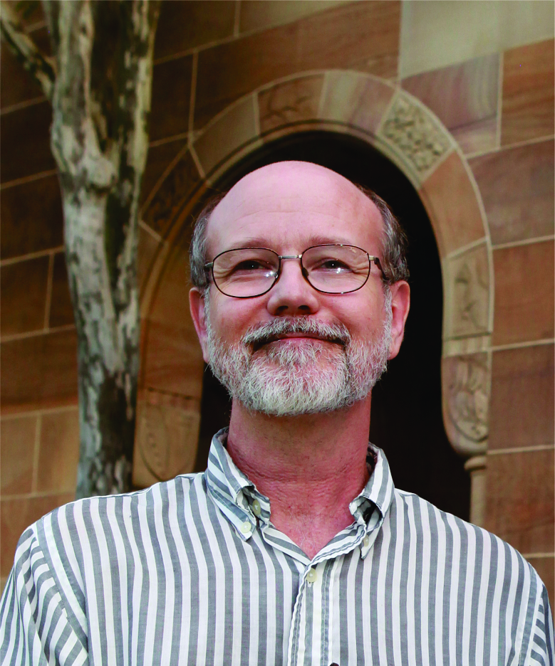 Professor Gregory Webb (The University of Queensland Dorothy Hill Chair of Palaeontology and Stratigraphy)