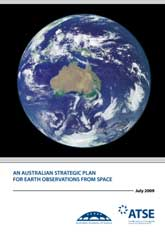 An Australian strategic plan for Earth observations from space