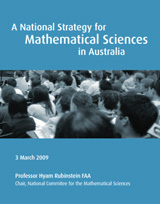 A national strategy for mathematical sciences in Australia