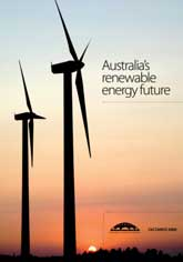 Australia's renewable energy future