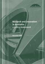 Statement—Research and innovation in Australia