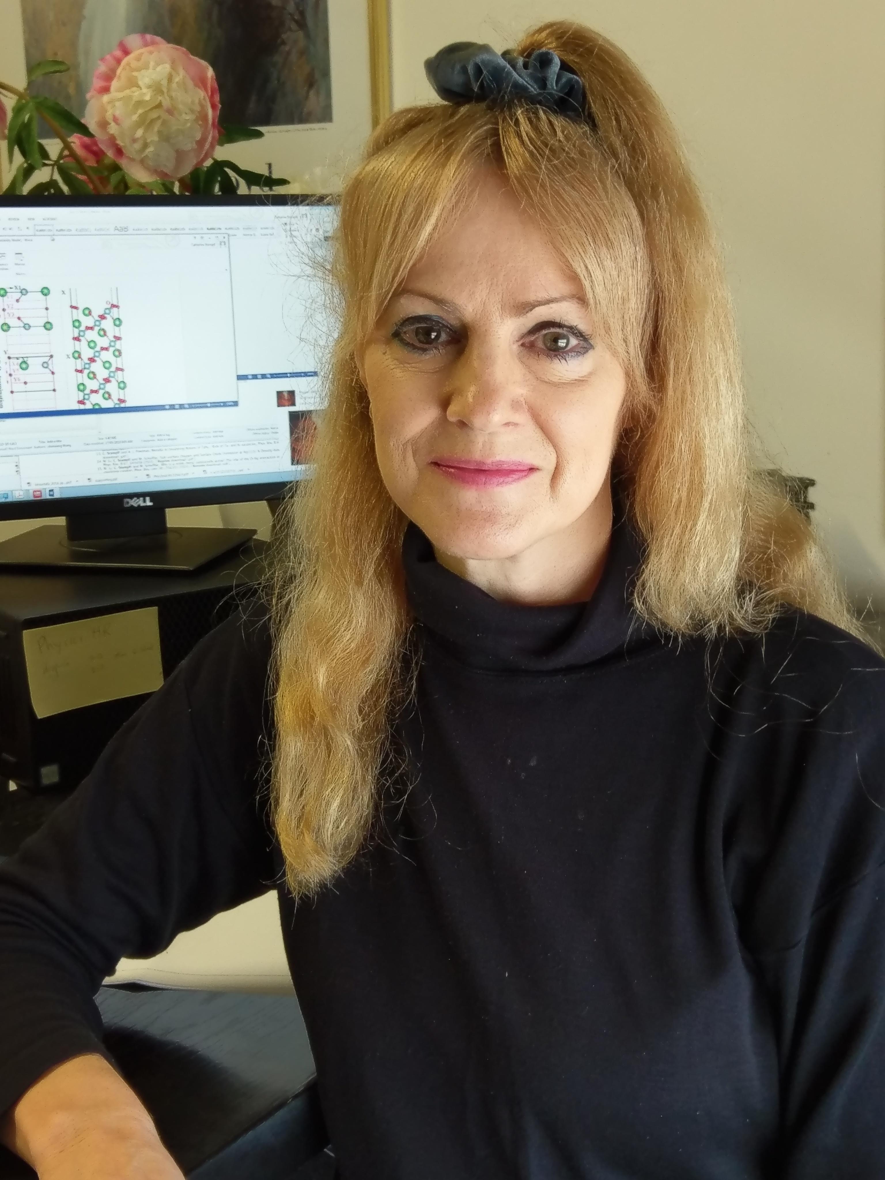 Professor Catherine Stampfl