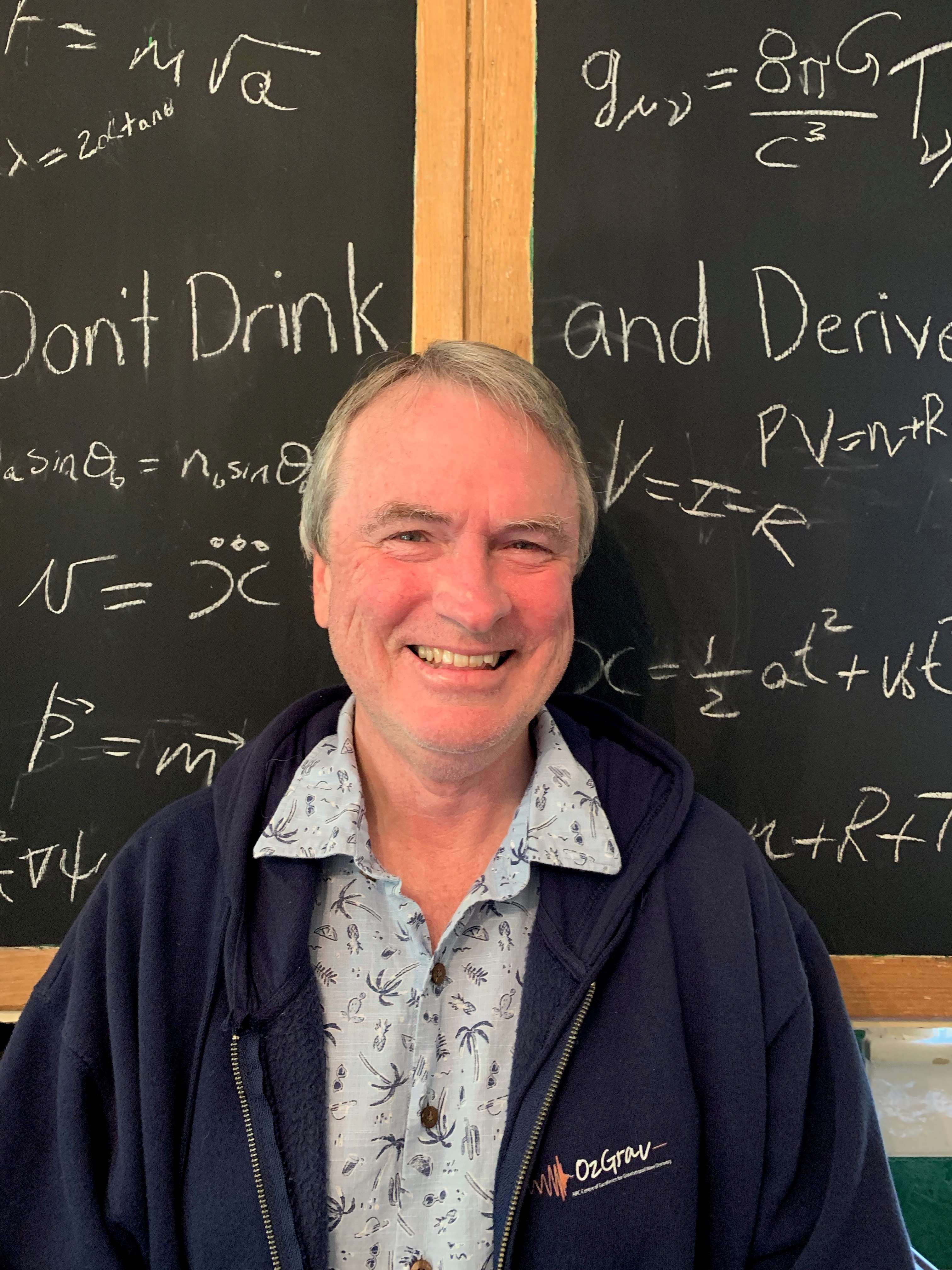 Professor David McClelland