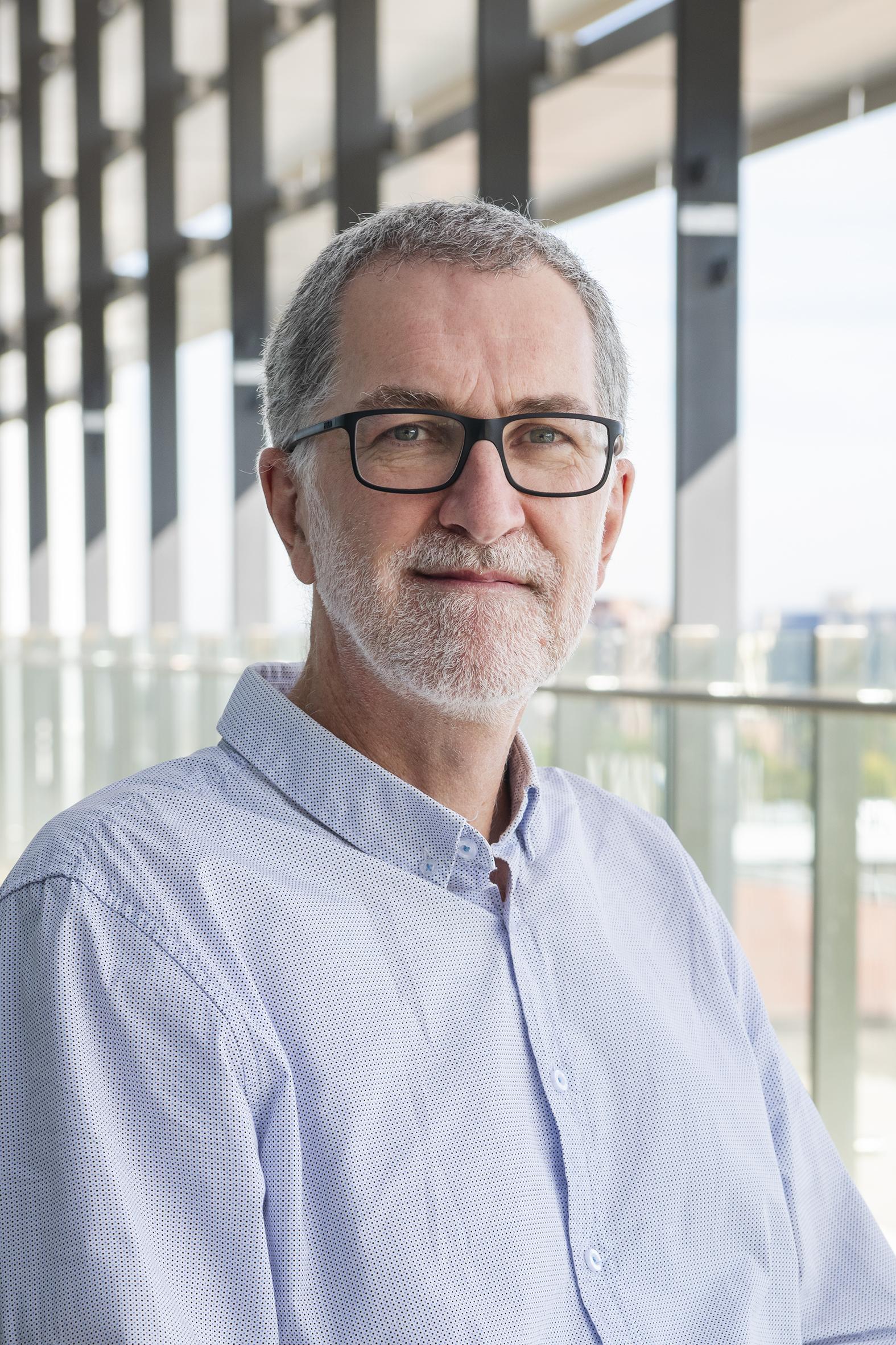 Professor Warren Alexander