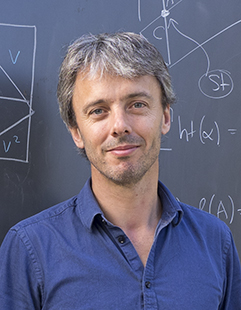 Professor Geordie Williamson