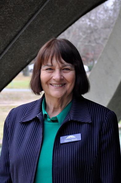 Professor Helene Marsh