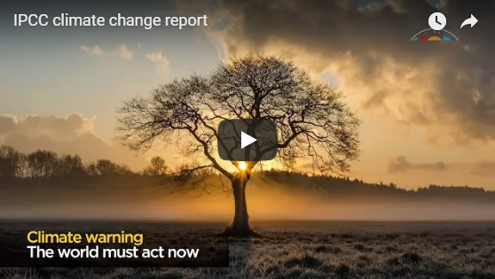 Climate warning: the world must act now