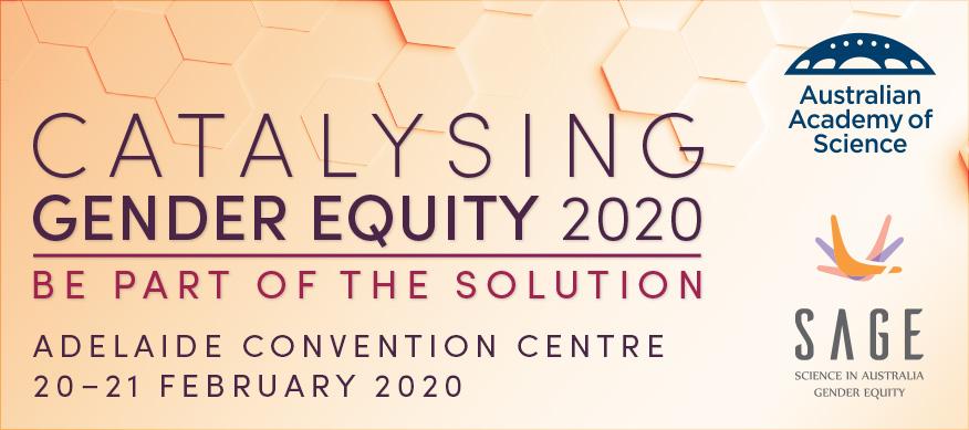 Catalysing Gender Equity 2020