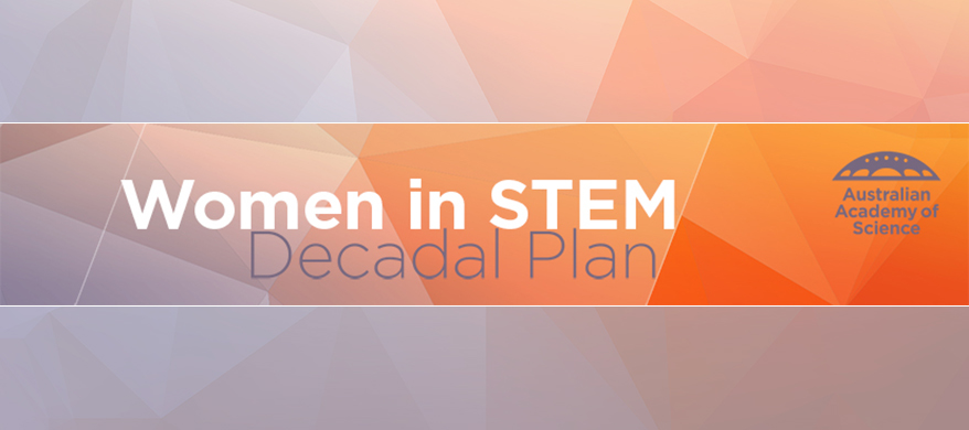 Women in STEM Decadal Plan