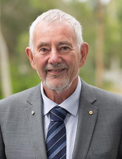 Dr Ian Frederick Allison