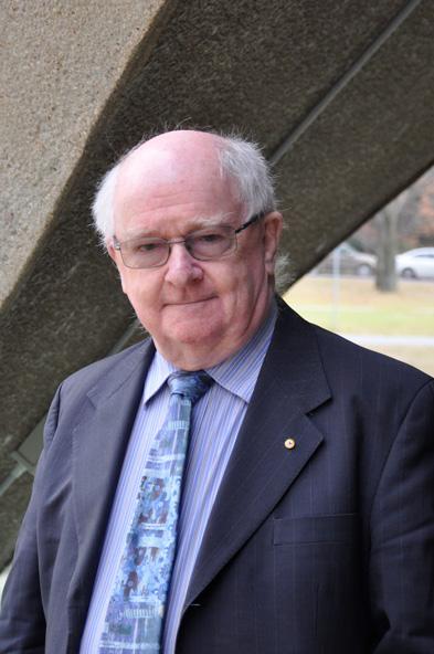 Emeritus Professor Max Coltheart