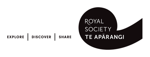 Royal Society Te Aparangi logo