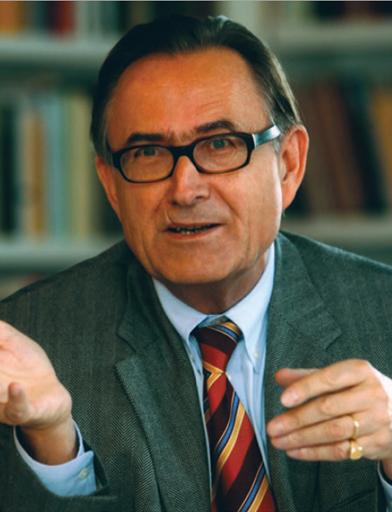 Professor Rüdiger Wehner