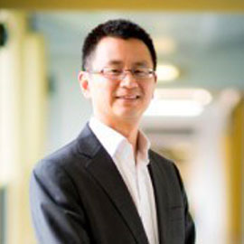 Image of Professor Allen Cheng