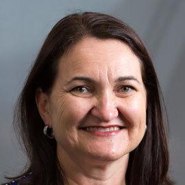 Image of Professor Caroline Miller
