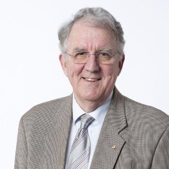 Professor Jock Findlay AO FSRB FSSR (USA) FAHMS