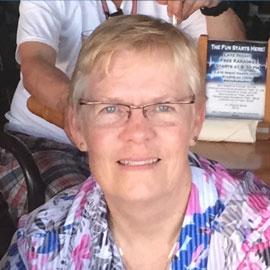 Professor Linda Blackall FAA