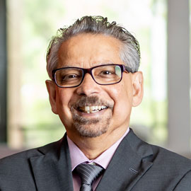 Professor Mario Pinto
