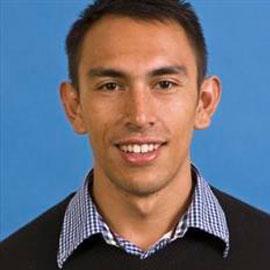 Image of Dr Mason Erkelens