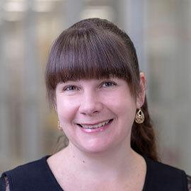 Image of Dr Melinda Dean
