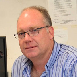Image of Associate Professor Michael Beard