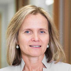 Lead author: Professor Sharon Lewin AO FAHMS