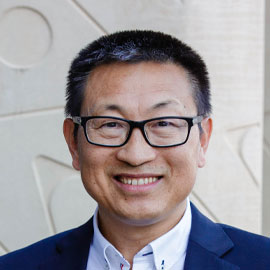 Image of Professor Zhiguo Yuan AM FTSE